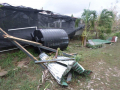 21-2-days-later-Farm-office-roof-blown-off-1-water-barrel-down