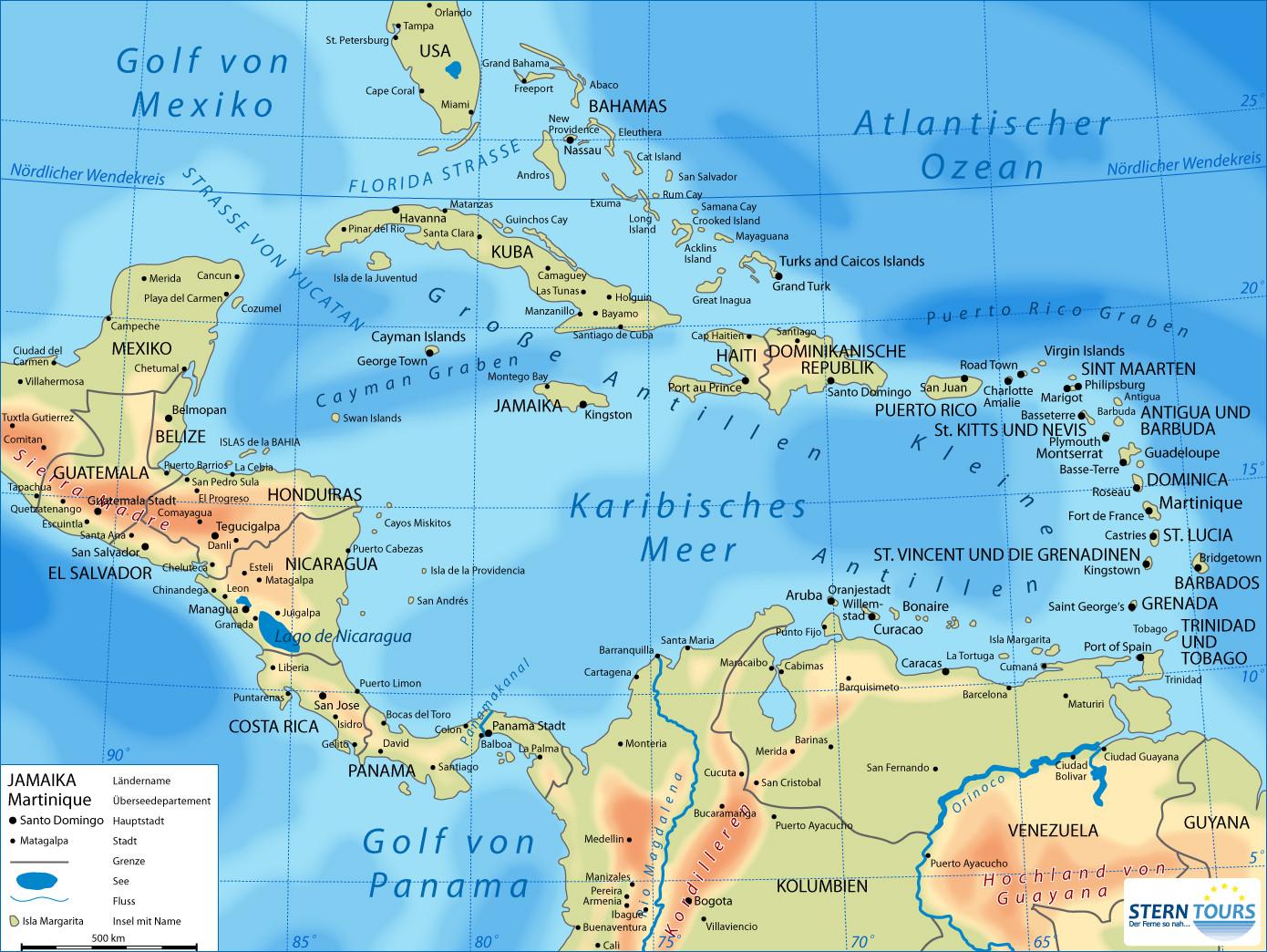 Haiti Karte.Haiti Augmenti Et Vita E V
