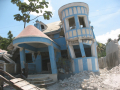 5-Erdbeben-Beerdigungsinstitut